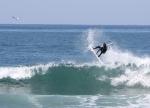 Impact landing/ Photo Robby Schell